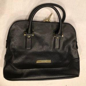 Ivanka Trump Black Satchel